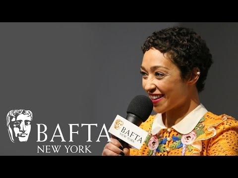 Xxx Mp4 Ruth Negga In Conversation BAFTA New York 3gp Sex