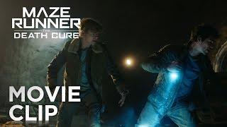 "Maze Runner: The Death Cure | ""Cranks Tunnel"" Clip | 20th Century FOX"
