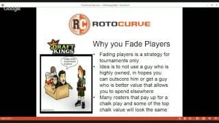 NBA Learning Curve: GPP Strategies for DraftKings & FanDuel