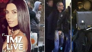 Kim Kardashian: Was Paris Robbery An Inside Job? I TMZ Live