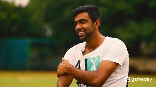 R Ashwin -