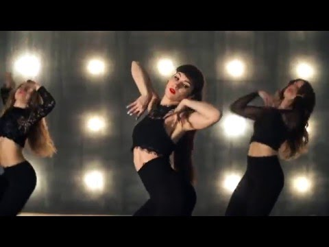 New vogue choreo by Ninel  Bonchinche  (vogue course 2015)
