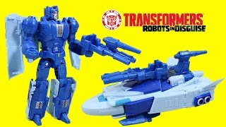 Transformers Generations Scourge Frees Robots in Disguise Decepticons!