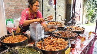 Street Food from Singapore Tasted in Shoreditch, London