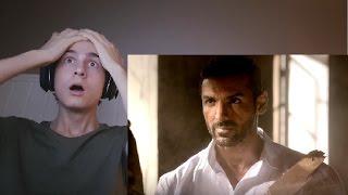Force 2 Trailer Official | John Abraham, Sonakshi Sinha and Tahir Raj Bhasin | Reaction