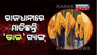 """Crime Reporter: Police Arrested Six Members Of """"Bhai"""" Gang In Bhubaneswar"""