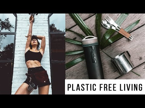 Introduction to PLASTIC FREE LIVING How To Cut Out 80 of Your Plastic Use in a Few Easy Steps