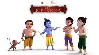 Vrindavan Ka Dulara | Little Krishna Hindi Film |Trilogy  1
