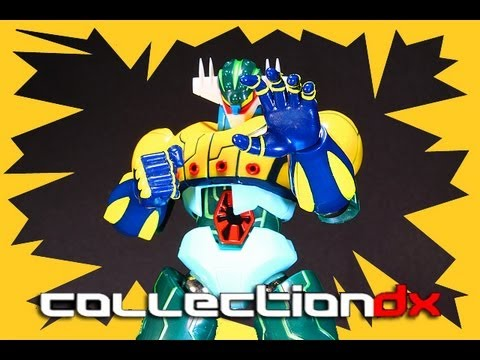 Evolution Toy Dynamite Action Jeeg Old Model Review - CollectionDX