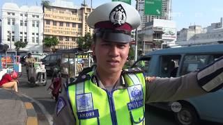 Menolak Ditilang, Pengendara ini Ajak Bripda Andre Berdamai - 86