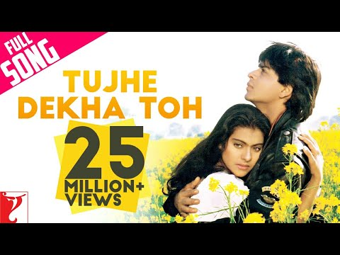 Xxx Mp4 Tujhe Dekha Toh Full Song Dilwale Dulhania Le Jayenge Shah Rukh Khan Kajol 3gp Sex