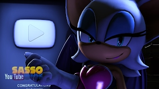 Sonic Animation- ROUGE THE BAT 100,000 SUBSCRIBERS SPECIAL!- SFM Animation