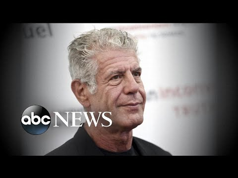 Xxx Mp4 Stunning New Details In The Death Of Celebrity Chef Anthony Bourdin 3gp Sex