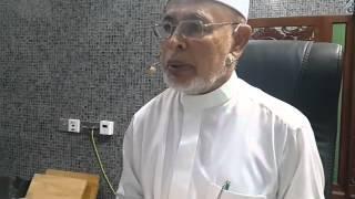 Sumpah @ Bai'ah  Diikat Lafaz Talaq Tiga 3-9-2015