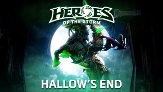 Hallow's End 2016 Skins