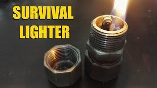 How to make Survival Lighter (DIY)