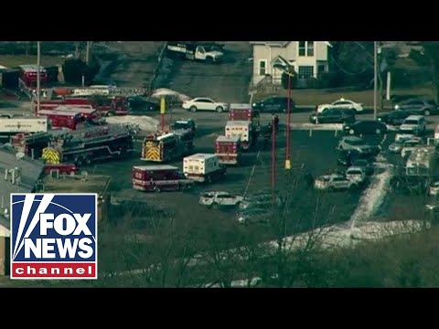 Xxx Mp4 Police Hold Briefing On Warehouse Mass Shooting In Illinois 3gp Sex