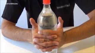 Atmospheric Pressure - Very Cool Science Experiment!