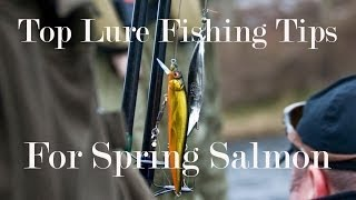 River Tay Ghillie's Top Tips for catching Spring Salmon.