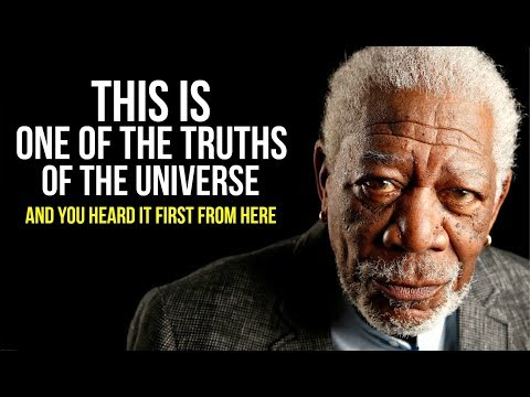 YOU ARE THE CREATOR   Warning: This might shake up your belief system! Morgan Freeman and Wayne Dyer