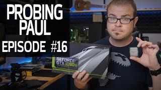 Best CPU + GPU for 4K Family Room PC? - Probing Paul #16