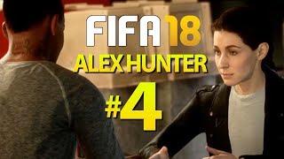 FIFA 18 TÜRKÇE ALEX HUNTER #4: BÖLÜM SONU BÜYÜK SÜRPRİZ!