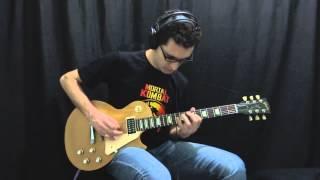 O que está feito, está feito - Matanza - Guitar Cover