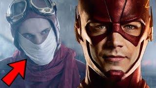 ¿QUE PASÓ CON FLASH DE TIERRA 19? VOLVERÁ Accelerated Man? - The Flash Temporada 4