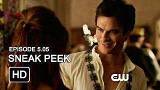 The Vampire Diaries 5x05 Webclip #1 - Monster's Ball [HD]