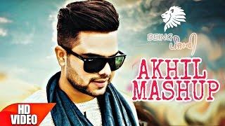Akhil Mashup 2017 - DJ JSG | Best of Akhil | Punjabi Romantic Mashup 2017 | Akhil Megamix New Songs