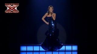 Юлия Плаксина - Sunny - Boney M - Седьмой прямой эфир - Х-Фактор 3 - 08.12.2012
