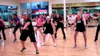 Zumba-Sexy and I know it