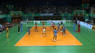 INDIA V/s CHINA VOLLEYBALL MATCH