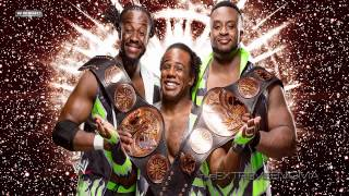 2015: The New Day 2nd WWE Theme Song