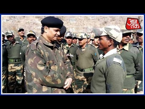 India 360: BSF ADG Visits Camp, Enquires About Food Quality