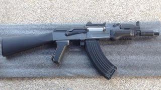 Airsoft Cybergun Beta Spetsnaz Kalasnikov AK CYMA Review
