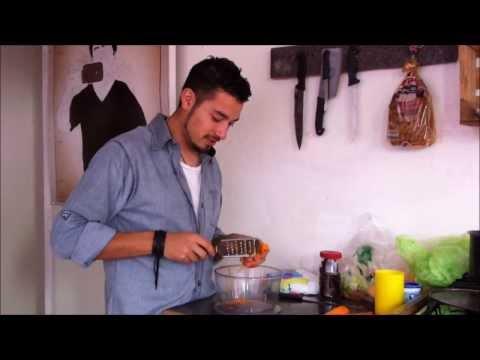 Cocina de Película Intriga Tacos Dorados Gnarls Barkley
