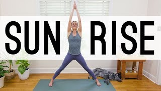 Sunrise Yoga  |  Yoga With Adriene