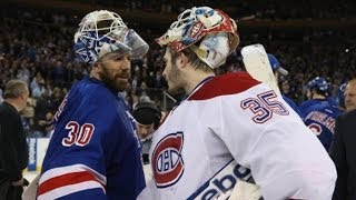 Mic'd Up: Canadiens-Rangers Series Recap