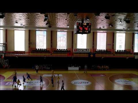 Basketball U14 KB Riinvest PR vs KB Peja 09.05.2017