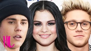 Justin Bieber Reacts To Selena Gomez Make Out With Niall Horan In Public