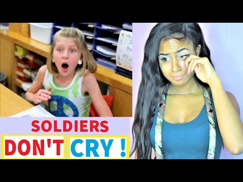 Try Not To Cry: Soldiers Surprise Family - Welcoming Soldiers Home Compilation 2017 ( Reaction)
