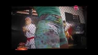 Programa Living Fight (Ring Girl Lilian Renata)