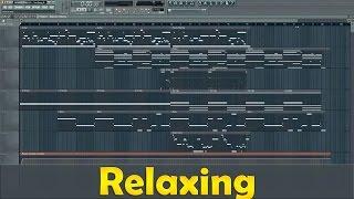 Relaxing Guitar Background Music - Martin Gunnarsson - Fl Studio 11