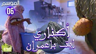 AmouddouTV 082 Le cactus d'Aït Baâmrane أمودّو/ أكناري أيت باعمران