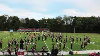 Wayne Hills Marching Band - NJMEA Verona Comp 10/14/17