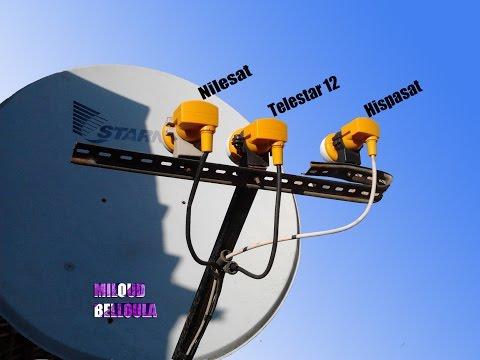 Xxx Mp4 طريقة إستقبال Hispasat Nilesat Telestar على صحن ثابت 3gp Sex
