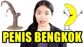 ⭐️ Burung Bengko ⭐️ Curved Penis ⭐️ Indonesian Education Channel about Love, Sex & Health ⭐️