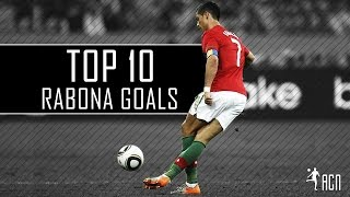 TOP 10 ► Rabona Goals ● Part 1