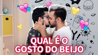 Desafio do Beijo (gay edition) #FALCOLEO  | Leo Costa